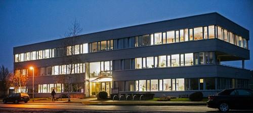 Verwaltungsgebäuder der MWA