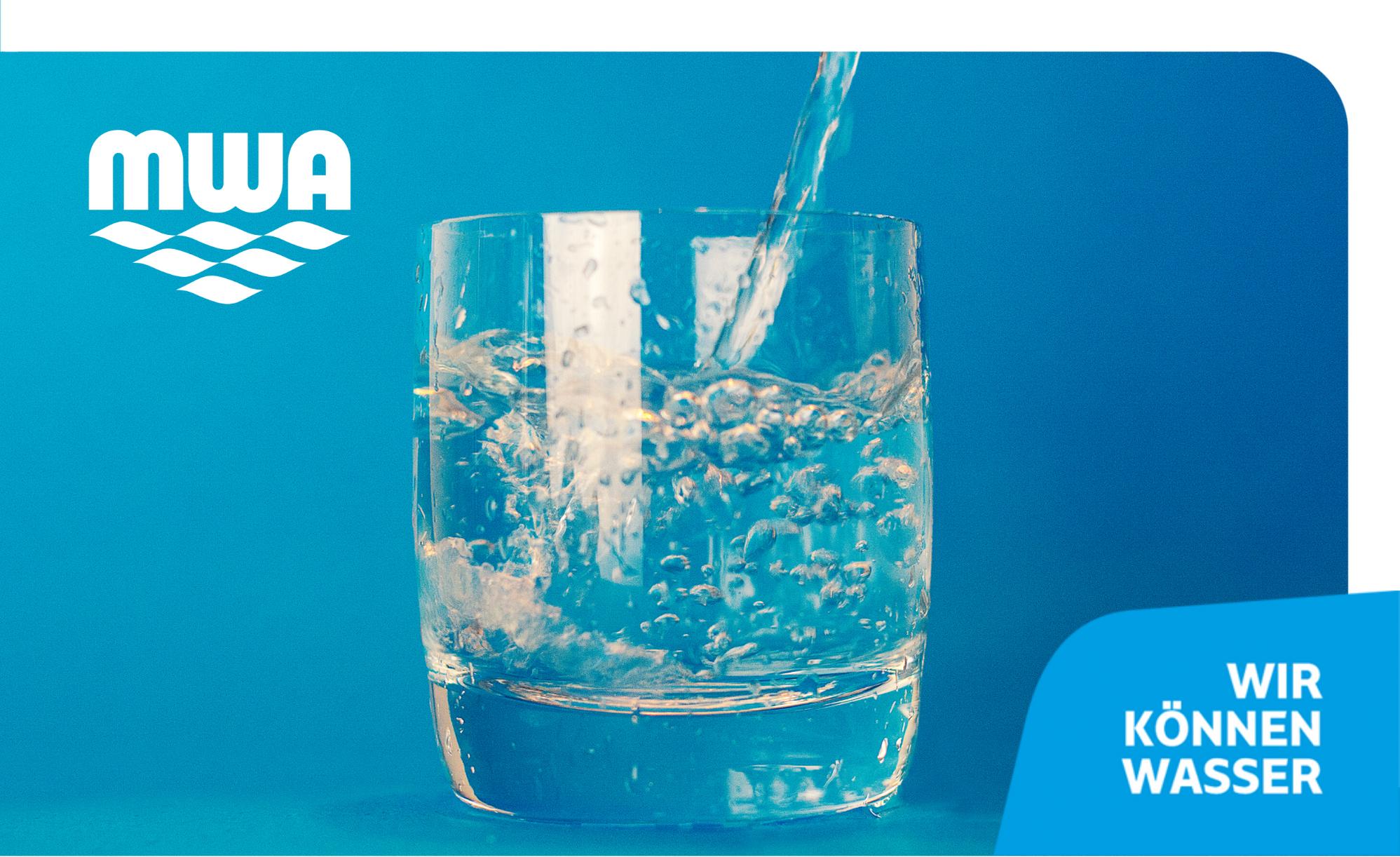 Garantiert sauberes Trinkwasser
